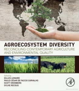 07 January 2019 - FARE coordinates a book on biodiversity in agroecosystems