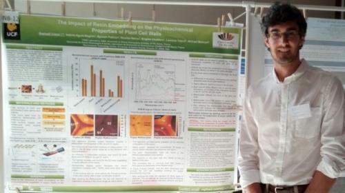06 juin 2018 - Raphaël Coste remporte le prix du meilleur poster au symposium Florida AVS 2018