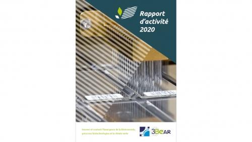 08 juillet 2021 - Rapport d'activité 2020 de 3BCAR : FARE en bonne place !