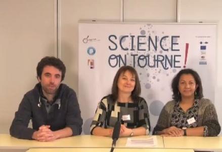 22 mars 2018 - « Science on tourne ! » en reportage à FARE
