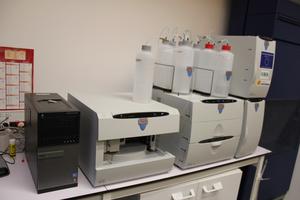 chromatographie liquide ionique