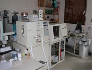 spectrometre masse isotopique