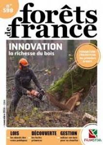 Forêts de France N°598