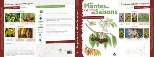 couverture ouvrage les plantes au rythme des saisons