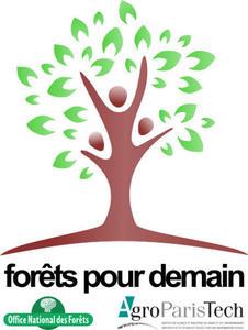 logo de la chaire Forêt pour demain