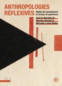 couverture livre anthropologie reflexives