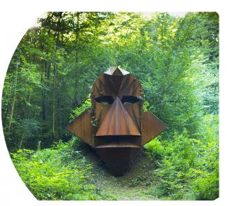 Photo : Théodore Fivel - Salut pour tous - Vent des Forêts 2012