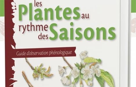 image couverture livre les plantes au rythme des saisons
