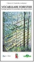 couverture nouveau vocabulaire forestier