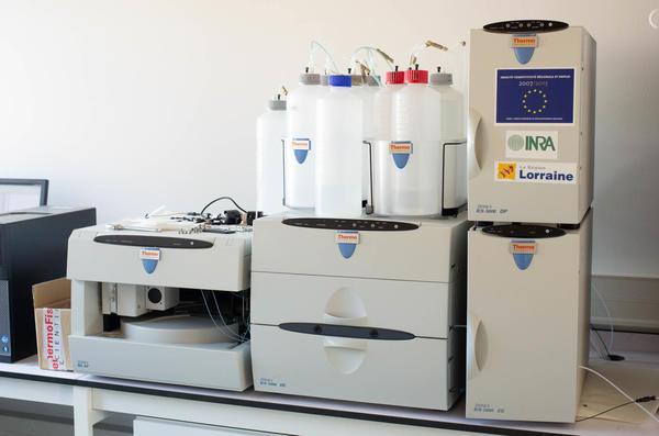 Chromatographie liquide Silvatech