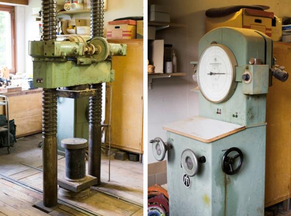 Presse 110 tonnes